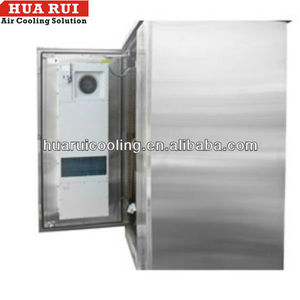 48V DC 2000BTU/H Air Conditioner For Telecom Cabinet