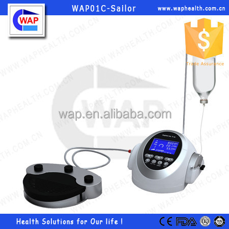 Trade Assurance WAP-health portable high quality dental implant equipment with CE certificate