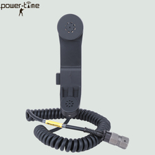 H-250/U PTT Handset IP68 Waterproof and Noise Cancelling