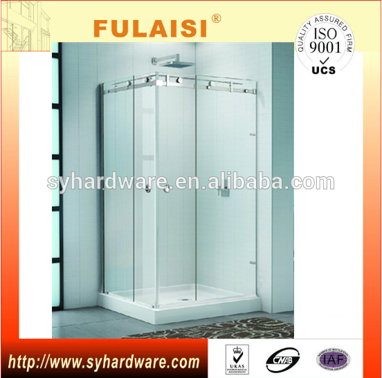 FULAISI Professional Interior Shower Rooms & Accessories 304 316 stainless steel SG-A01 from zhaoqing