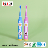 TESLA MAF8600M Children cartoon musical oscillating sonic toothbrush