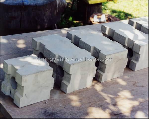 Cellular Lightweight Concrete Blocks : Cellular lightweight concrete block mold clc