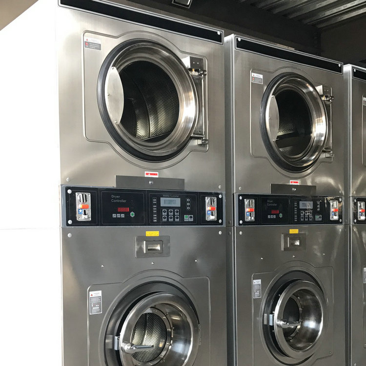 2017 coin operated washing machine washer machine and dry 10kg 12kg 15kg