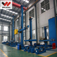 Tank Welding Manipulator In Tube Procustion Industrial with MIG/TIG/SAW Welding System