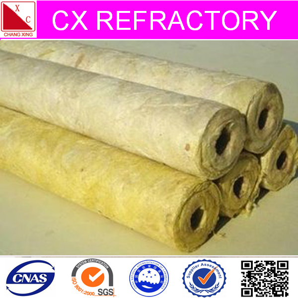 Thermal mineral wool pipe for industrial use buy thermal for Buy mineral wool