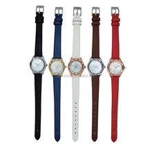 Products In Stock Hot Selling Wrist Women Wacthes Fashion 2015 Leather Band