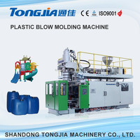 fully automatic blow moulding machine for making plastic barrel
