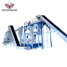 1.5-3 t/h Complete Wood Pellet Production Line with Best Price