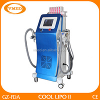 cryotherapy fat freezing laser cavitation rf ultrasound body sculpting fat removal beauty machine