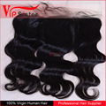 2017 hot selling Grade 8A brazilian body wave lace frontal virgin hair weaving