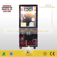 2016 new game zone gift prize reverse vending new redemption game machine toy,pusher toy machine