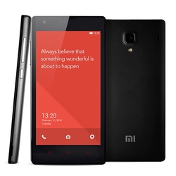 Xiaomi Redmi 3G Network Smart Phone 4.7 inch Android 4.2 MTK6589T Quad Core Mobile Phone
