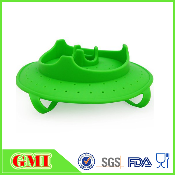 Fashional and Portable 2016 New design kitchenware tools kitchen silicone steamer