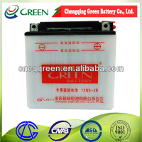 motorcycle electronic parts storage battery 12v street bike manufacturer 12 v5ah