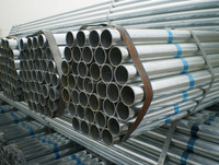 standard length of galvanized steel pipe