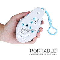 Portable Baby Sleeping Soother with 4 Nature Sounds