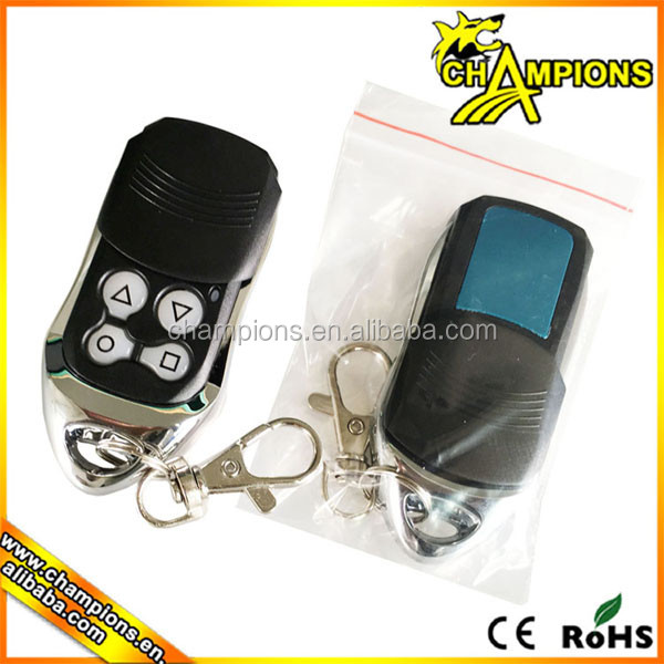 868MHz Compatible with Sommer Garage Door replacement rolling code Remote Control AG-F078X