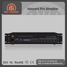 RH-AUDIO IP Network Audio Voice Pre Amplifier of PA System