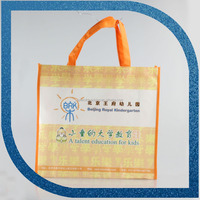 Top Quality Carrying Beautiful Non Woven Bag