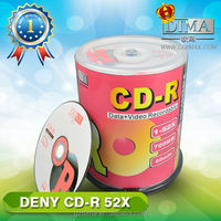 DENY cheap blank cd shrink wrap