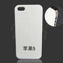 Mobile accessory butterfly silicon sublimation 3d phone case for iphone 5s