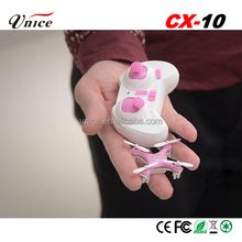 Cheerson CX-10 Mini drone 6 Axis Gyro RC Quadcopter 4 channel quadcopter toy