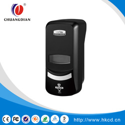 CHUANGDIAN, hotel Lotion / Soap Dispenser with black color CD-1269B