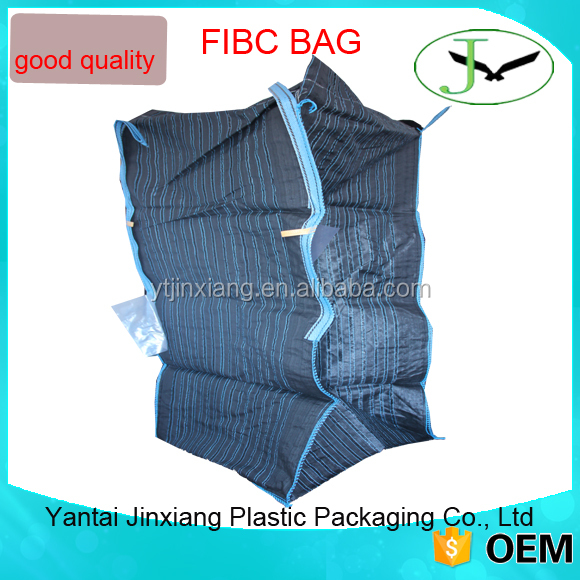 recycled PP big bags, ton bags for potato and onion packing