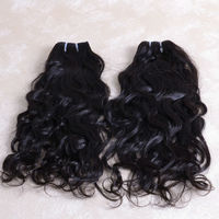 Virgin DK hair curly weaving 3pcs 26inch Supreme quality malaysian natural wave hair
