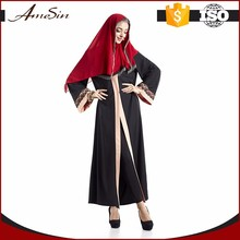 first-class satin muslim women cloth