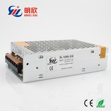 100w 4a dc 24v switch power supply /100w ip20 indoor smps