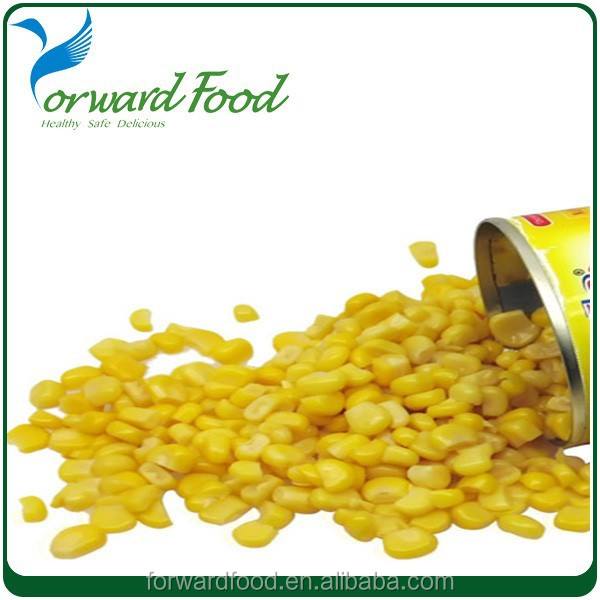 factory direct sales Cheap wholesale all kinds of vegetarian canned sweet corn
