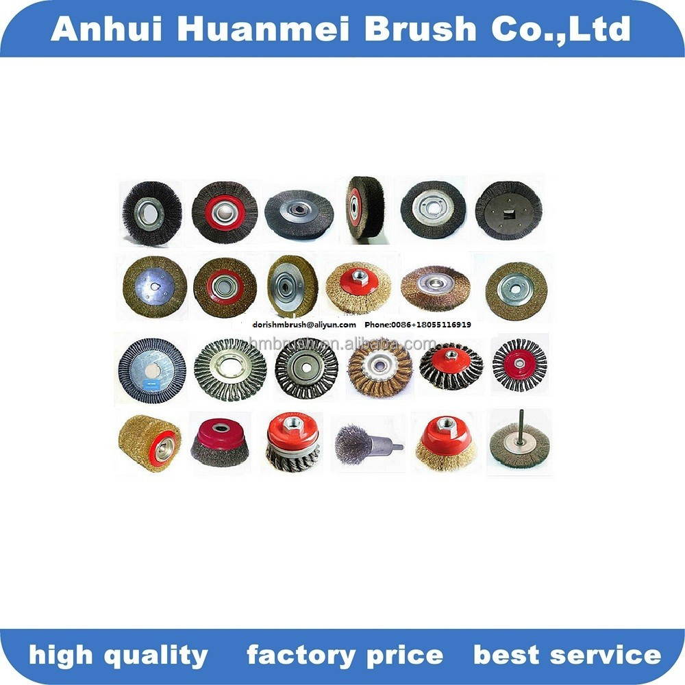 Hot sale stainless steel wire cup round brush for rust removal from china