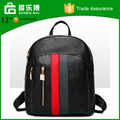 Fashion Women Top Online Shopping China PU Leather Bagpack