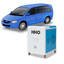ISO & CE approved hho 6.0 engine carbon cleaning kit