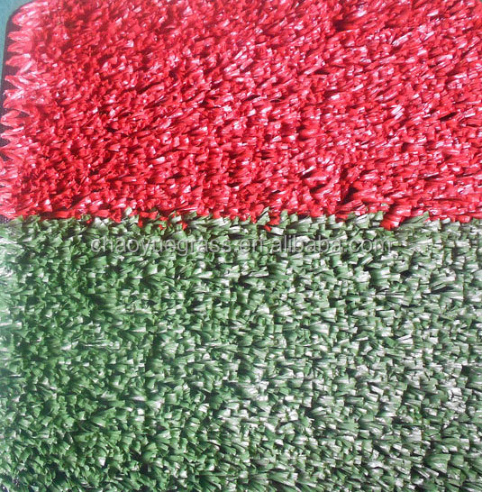 Artificial/synthetic grass for basketball court flooring indoor and outdoor