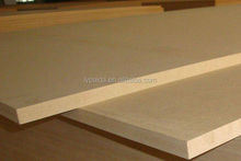 first-class high grade fire rated MDF board for floor standing with waterproof glue