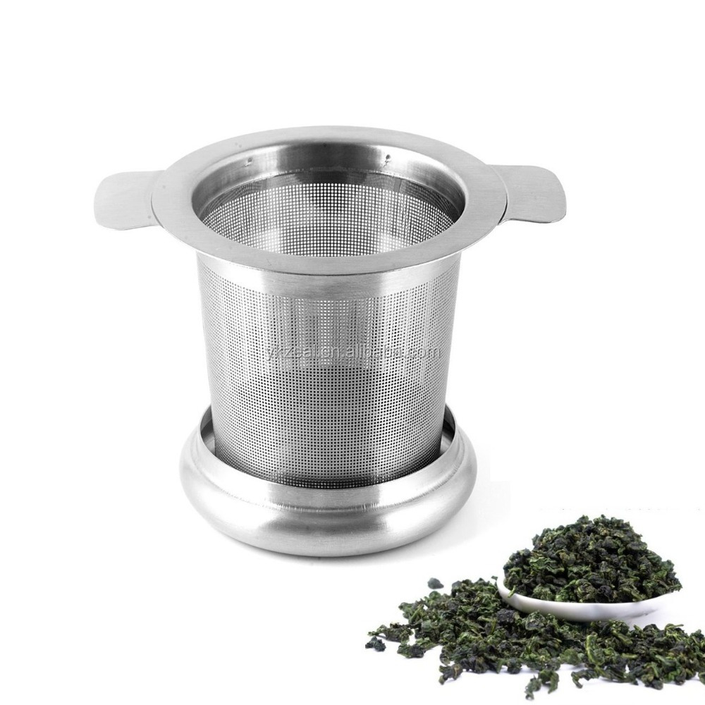 mesh stainless steel tea infuser