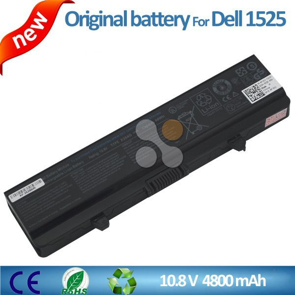 Cheap laptop battery Li-ion Battery 9 Cell for Dell Inspiron 1525 1545 GW240 RU586 RN873
