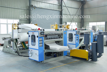 High-speed Facial Tissue Making Machine