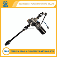 electrical power steering with universal joint shaft for UTV