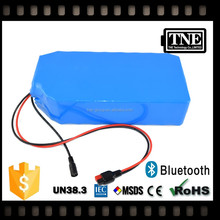 TNE lifepo4 60v 10ah 12v 24ah li-ion rechargeable battery pack