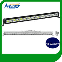 "50"" 300W cree LED light bar for 4x4, truck,car, LED work light,car accessories"