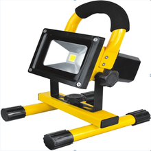 Outdoor Camping Emergency Portable 30w LED Floodlight Cast Light Vehicle Charging Mobile Work Lights