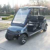 4 Seater Household Electric Car (DG-LSV4)