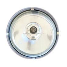 3 Years Warranty Grey Fixture High Dome Light Outdoor