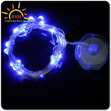 2016 Wedding Decor CR2032 Batteries Operated LED string Light Up LED Lightwater proof led light string