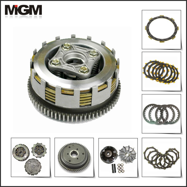 OEM High Quality ax100 clutch disc/motorcycle clutch plate,motorcycle clutch kit
