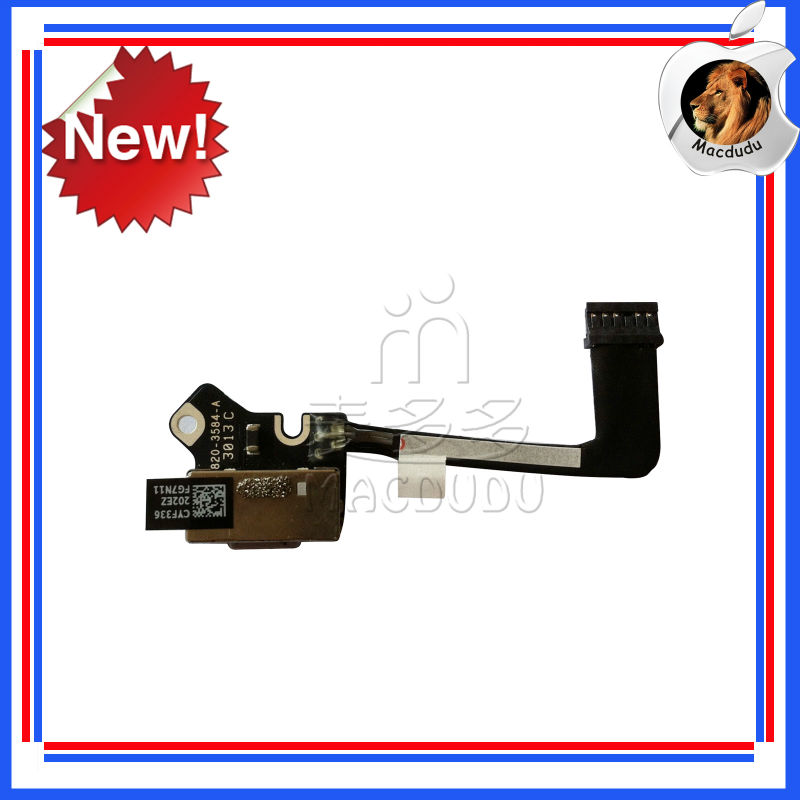 "Brand NEW DC Jack For 13"" Macbook Pro Retina A1502 ME864 ME865 ME866 2013-2015"