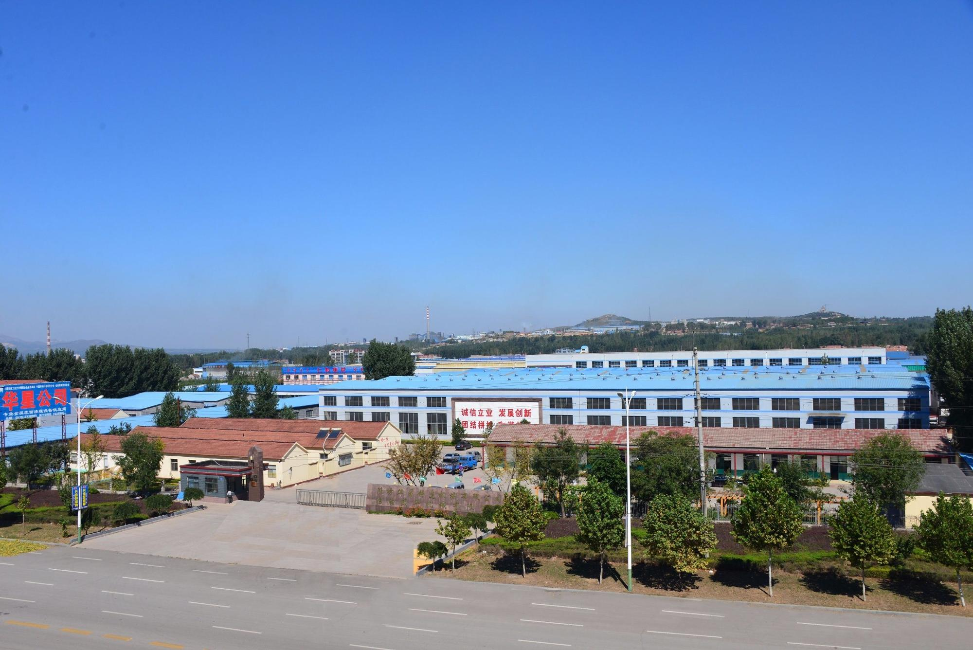 Panorama of the company